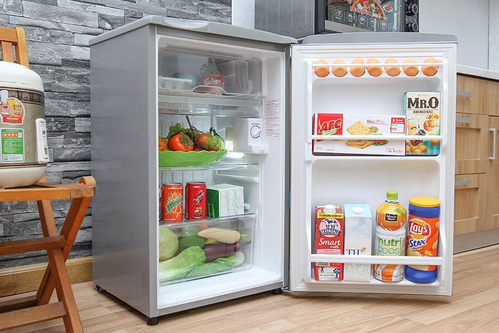 top tủ lạnh mini