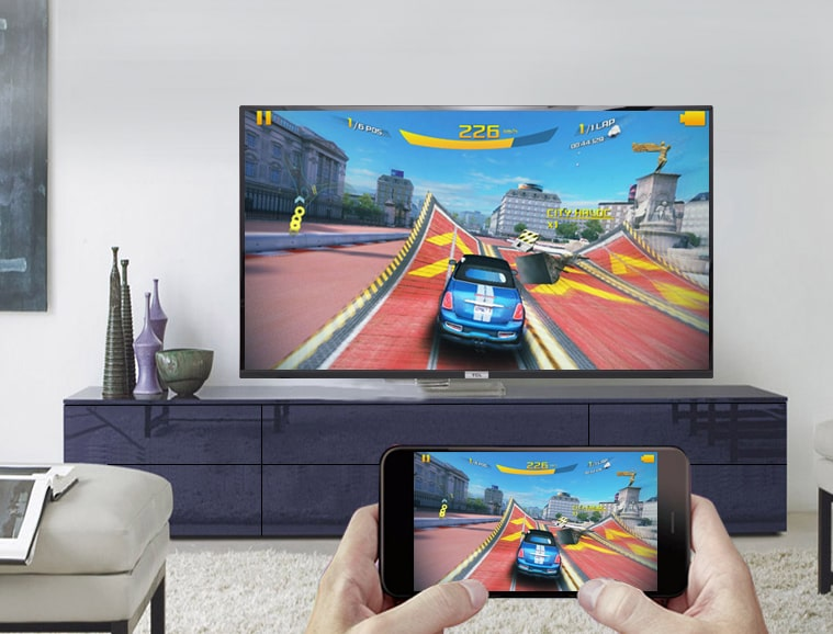 Android Tivi TCL 40 inch 40S6500 12