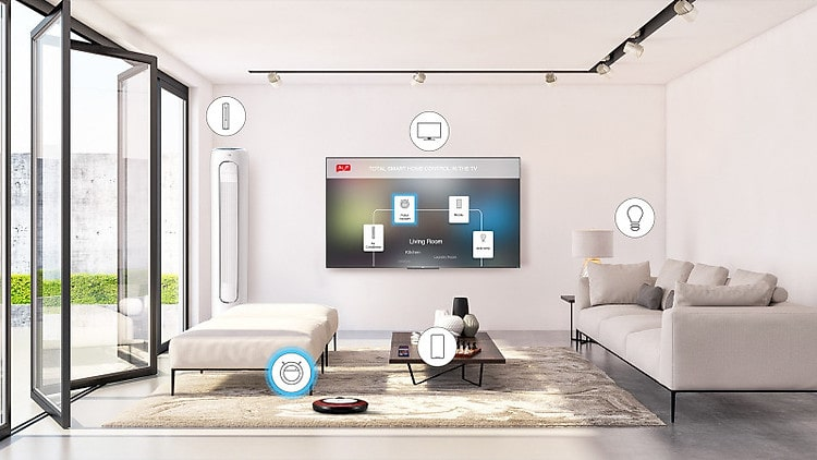 Android Tivi TCL 55 inch 55T65 4K UHD 12