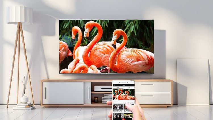 Android Tivi TCL 55 inch 55T65 4K UHD 9