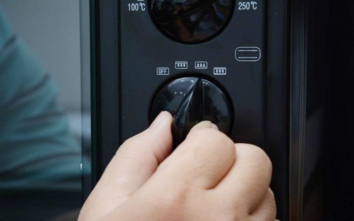 Chọn các loại điều khiển núm vặn thay vì nút điện tử