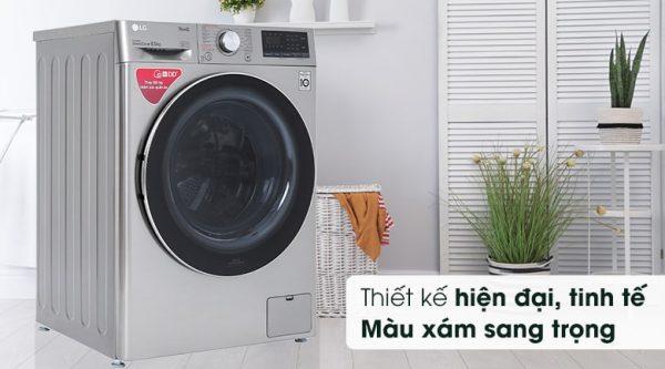 Máy giặt LG Inverter 8.5 kg FV1408S4V 10