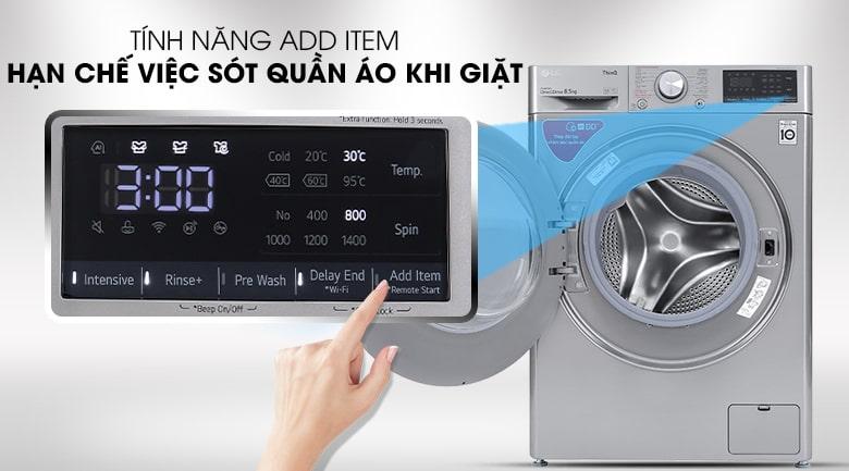 Máy giặt LG Inverter 8.5 kg FV1408S4V 13