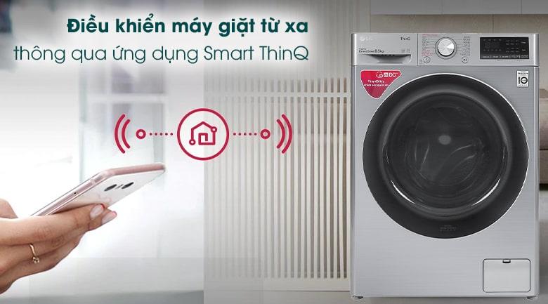 Máy giặt LG Inverter 8.5 kg FV1408S4V 15