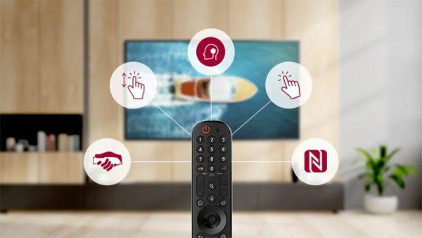 Smart Tivi LG 43 inch 43LM5750PTC FHD ThinQ AI 9