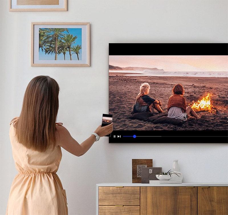 Smart Tivi Samsung 4K 50 inch 50TU6900 8