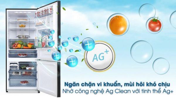 Tủ lạnh Panasonic Inverter 377 lít NR-BX421GPKV 9