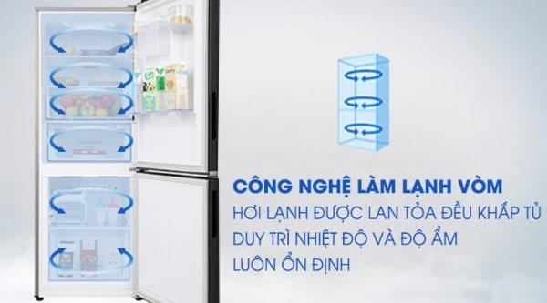 Tủ lạnh Samsung Inverter 276 lít RB27N4170BU 3