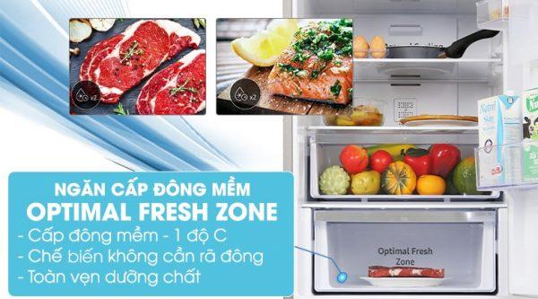 Tủ lạnh Samsung Inverter 276 lít RB27N4170BU 4
