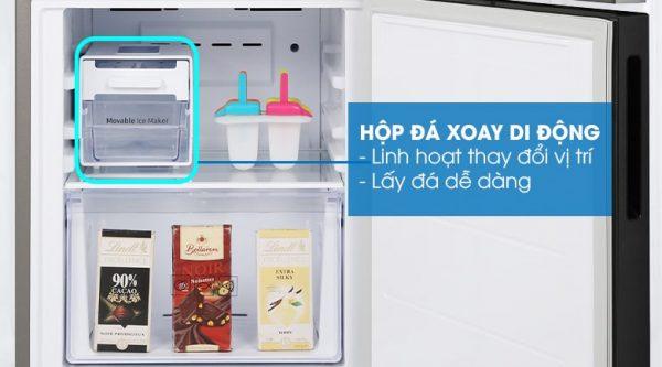 Tủ lạnh Samsung Inverter 276 lít RB27N4170BU 6