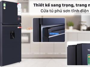 tủ lạnh Toshiba GR-RT435WE-PMV(06)-MG 1