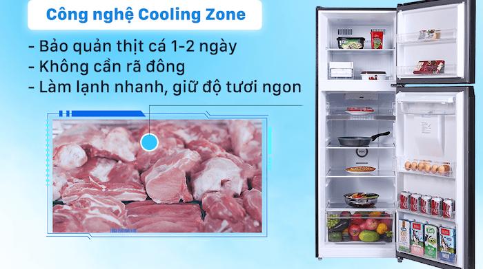 tủ lạnh Toshiba GR-RT435WE-PMV(06)-MG 2