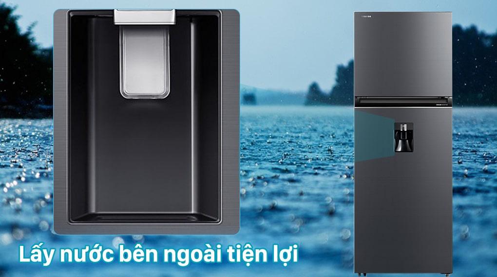 tủ lạnh Toshiba GR-RT435WE-PMV(06)-MG 3