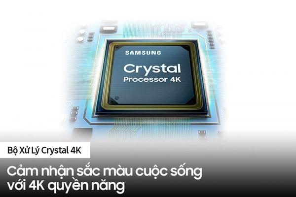 Smart Tivi Samsung 4K 50 inch 50AU7000 5