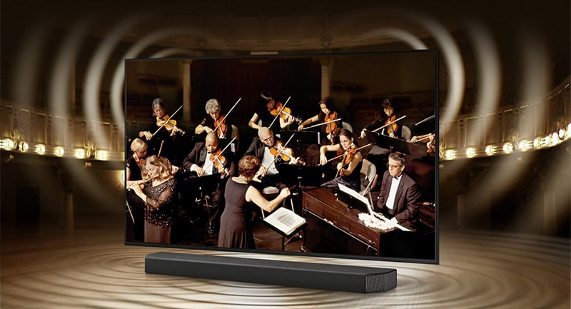 Smart Tivi Samsung 4K 50 inch 50AU7000 7