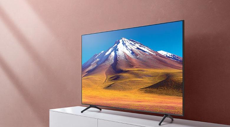 Smart Tivi Samsung 4K 55 inch UA55TU6900 4