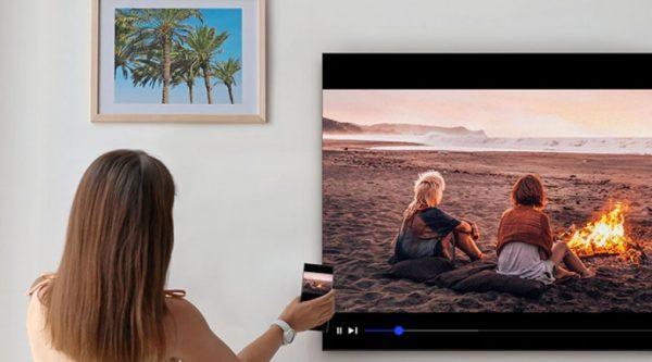 Smart Tivi Samsung 4K 55 inch UA55TU6900 9