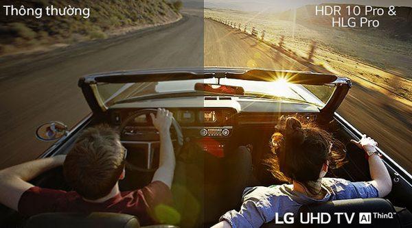 Smart tivi LG 55 inch 4K 55UN721C0TF 10