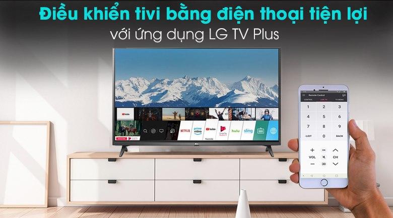 Smart tivi LG 55 inch 4K 55UN721C0TF 13